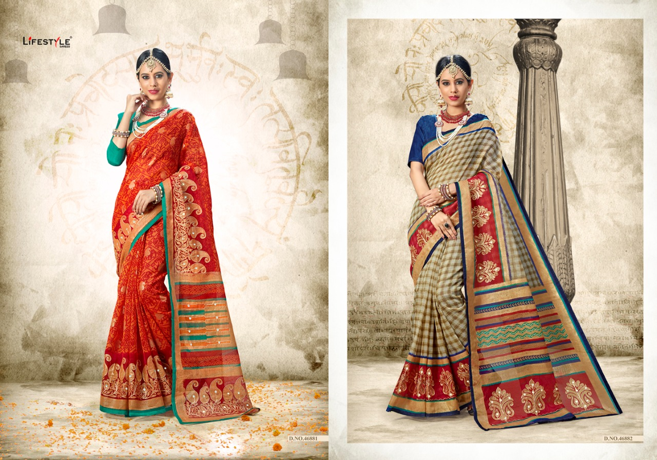 MIRROR COTTON-2-New Arrival Designer Cotton Print Saree