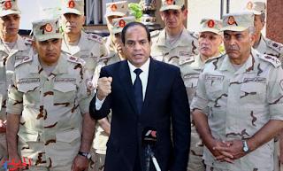 مصر تقف قوية في مواجهة العبوات الناسفة