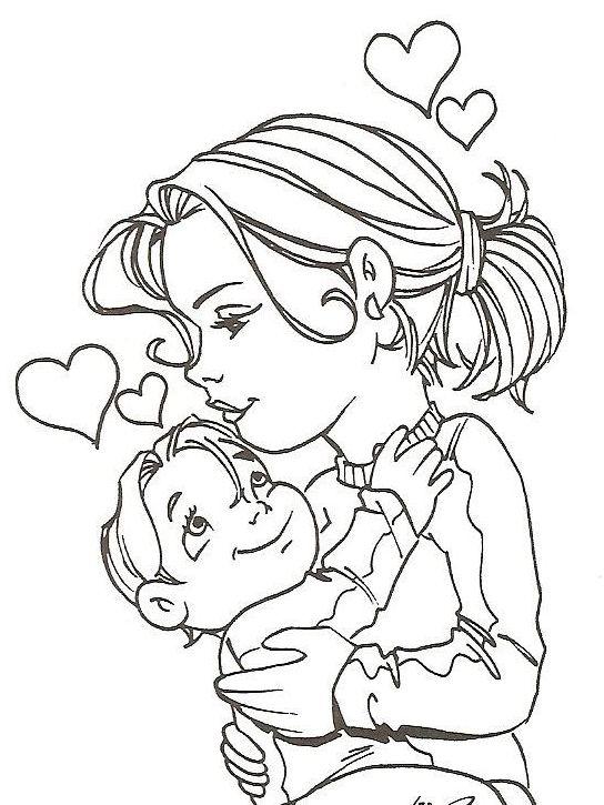 Rayito de Colores: Dibujos Día de la Madre