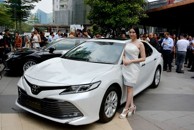 toyota all new camry 2019