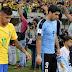 Desfalcado de Coutinho e Marcelo Brasil enfrenta o Uruguai nesta Sexta