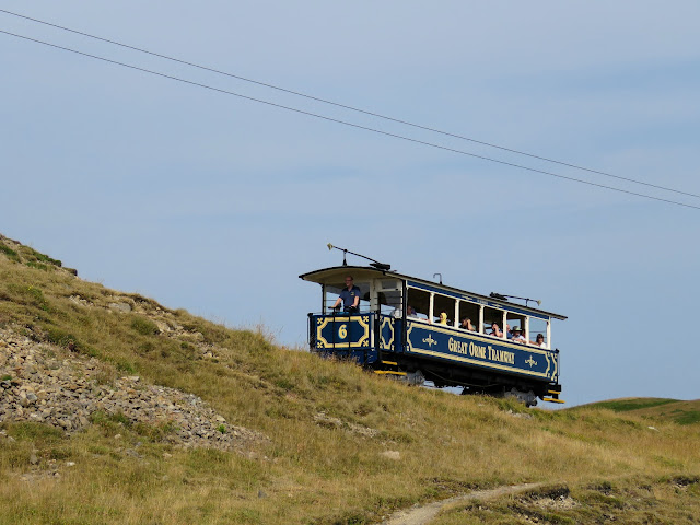 Things to do in North Wales: Ride the Great Orme Tramway