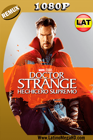 Doctor Strange: Hechicero Supremo (2016) Latino HD BDRemux 1080P ()