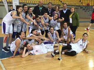 Λύκειο Βούλας και Εκπ. Λαμπίρη  πρωταθλητές Ελλάδας στο σχολικό σε κορίτσια και αγόρια