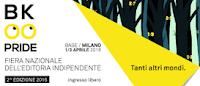 Seconda edizione di  Book Pride: fiera dell'editoria indipendente dal  18 al 20 marzo e dal 1 al 3 aprile ( Milano)