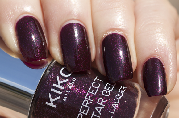 Kiko Perfect Star Gel Duo 03 Artistic Plum