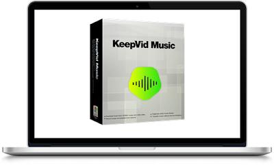 KeepVid Music 8.2.6 Full Version
