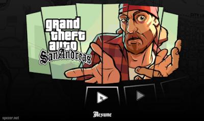 GTA San Andreas Android Versi ORI