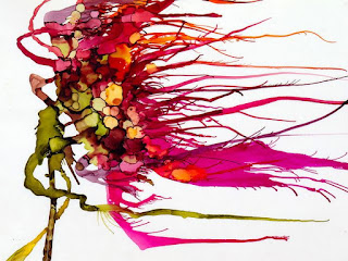 imagenes-flores-pinturas-coloridas