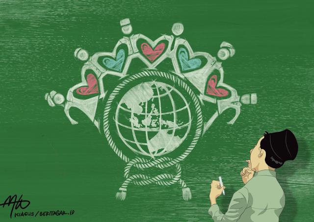 Peneliti UGM: Saat ini NU Pemain Tungal dalam Menahan Derasnya Arus Radikalisasi