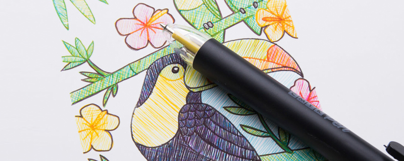 Pen CMYK, el bolígrafo con el que pintarás de todos los colores