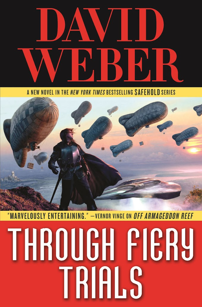 [PDF] Free Download and Read Online Through Fiery Trials By David Weber