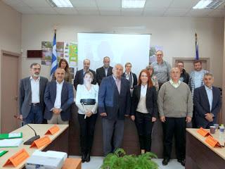 Στο Δημαρχείο Κατερίνης η εναρκτήρια διακρατική συνάντηση για την υλοποίηση του έργου BIOWASTE, στο πλαίσιο του Προγράμματος Interreg IV