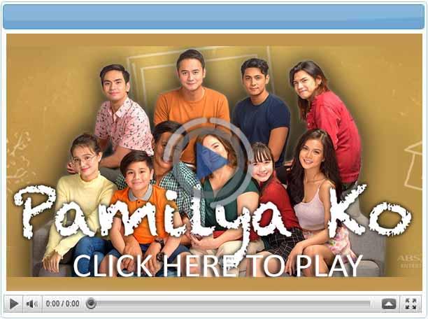Pamilya Ko - 09 October 2019 - Pinoy Show Biz  Your Online Pinoy Showbiz Portal