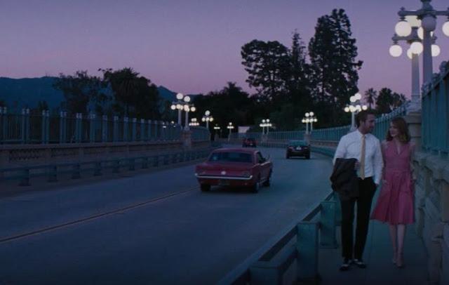 """""""La la land"""" (La ciudad de las estrellas) (Damien Chazelle, 2016)"""