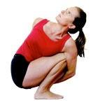 Noose Pose (Pasasana)