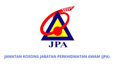 Jawatan Kosong JPA 2019 (Jabatan Perkhidmatan Awam)