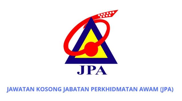 Jawatan Kosong JPA 2021 (Jabatan Perkhidmatan Awam)