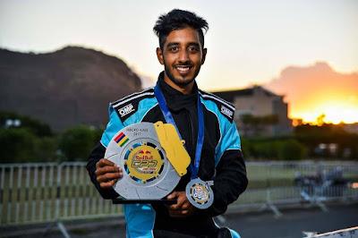 Shehzad Soorabally - 2017 Mautius RCPD Champion