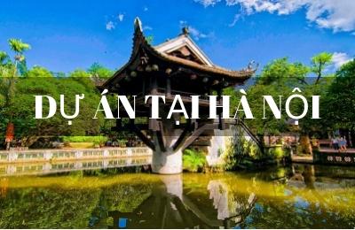 các dự án bất động sản tại Hà Nội