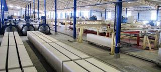 pabrik bata ringan