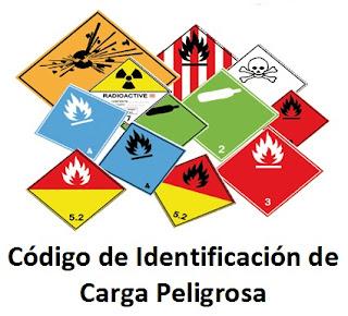 Código de Identificación de Carga Peligrosa