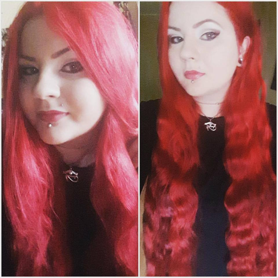 Zeniths little horrors how to get the perfect bright red hair at home what youll need hair bleach semi permanent hair dye hair mask and a good conditioner also someone to do your hair if you are unable to do it yourself solutioingenieria Image collections