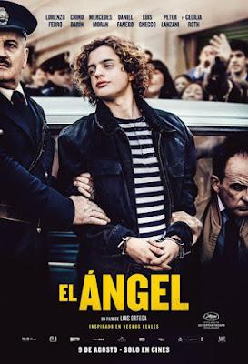 El ángel en Español Latino