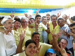 Eleições 2016: Paulo Monteiro e Carlinhos fazem dupla em Gado Bravo