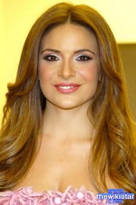 قصة حياة هيلدا خليفة (Hilda Khalifa)، مقدمة برامج لبنانية، مواليد 9 أغسطس 1973