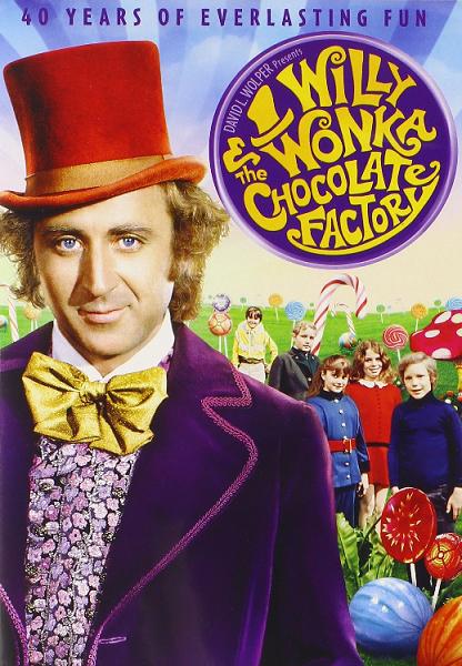 Willy Wonka & The Chocolate Factory [Latino]