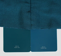 Dr. Pulaski TNG medical smock - fabric color