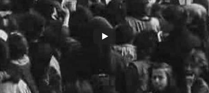 Ενα χαμένο άγνωστο φιλμ – Πρόσφυγες του 1922, Σμύρνη, Αθήνα, Πειραιάς