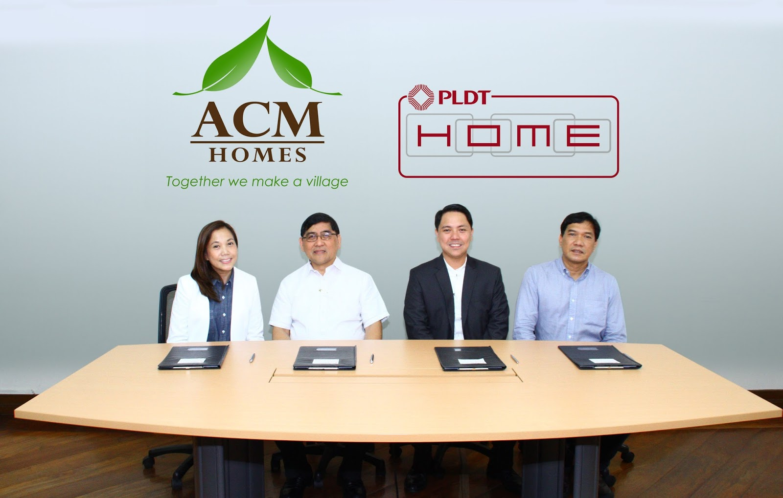 PLDT brings high-speed connectivity to ACM Homes