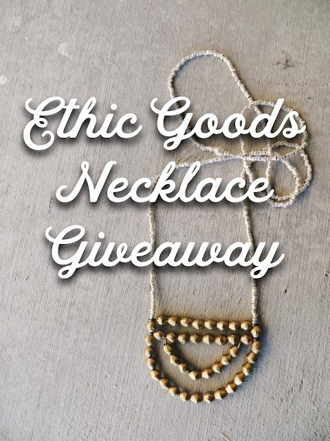 freebie friday, giveaway, free jewelry, handmade jewelry, fair trade jewelry, ethic goods
