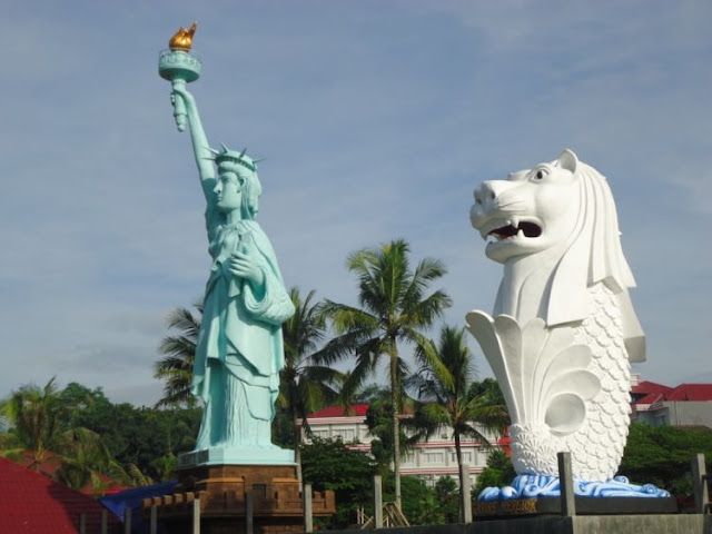 Keren! Wisata Baturraden, Foto Disini Serasa Keliling Dunia
