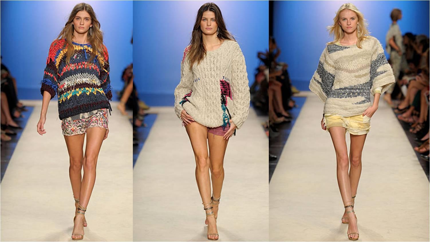 3e6e0a72a77 EAT Everyday: Isabel Marant SS 2012 Show Review - Paris Fashion Week