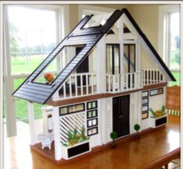 The one and only mattel barbie 1978 a frame dreamhouse for Dream house website