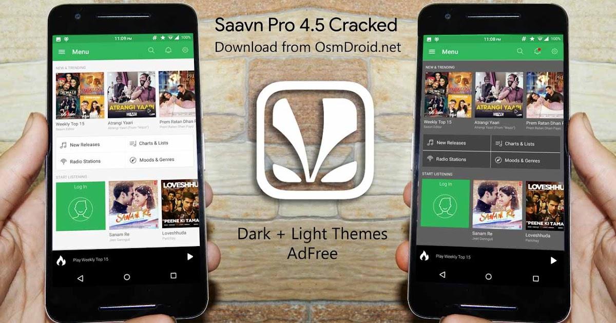 Saavn Pro Apk Kickass