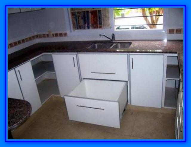 cajones para muebles de cocina dise os arquitect nicos