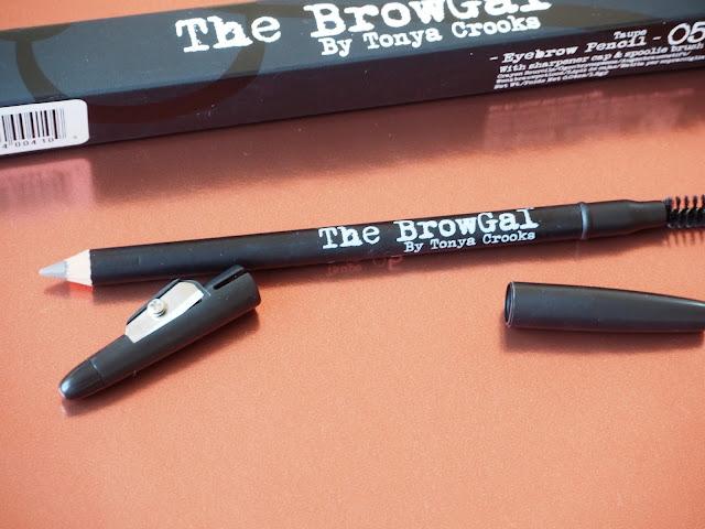 The BrowGal by Tonya Crooks