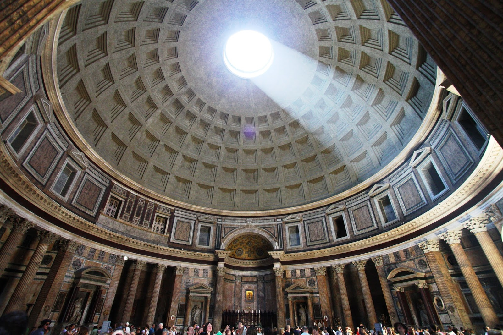 Teki tizi escapade romaine 3 la rome baroque for Interno 5 b b roma