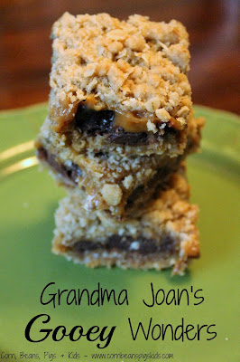 Grandma Joan's Gooey Wonders recipe