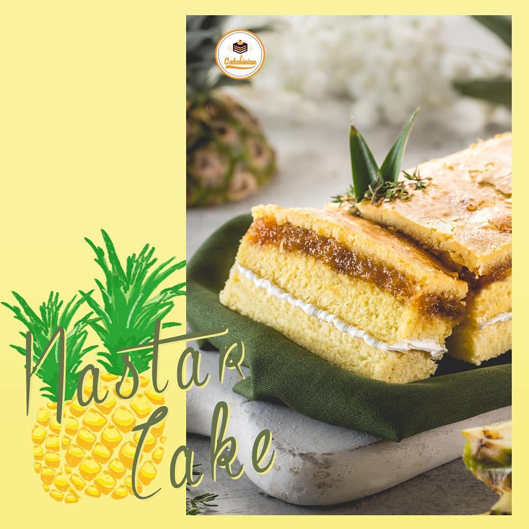 cakekinian-nastar-cake