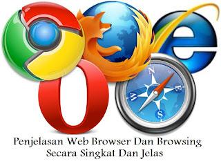 Penjelasan Web Browser Dan Browsing