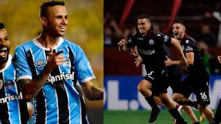 Gremio vs Lanús en final Copa Libertadores 2017