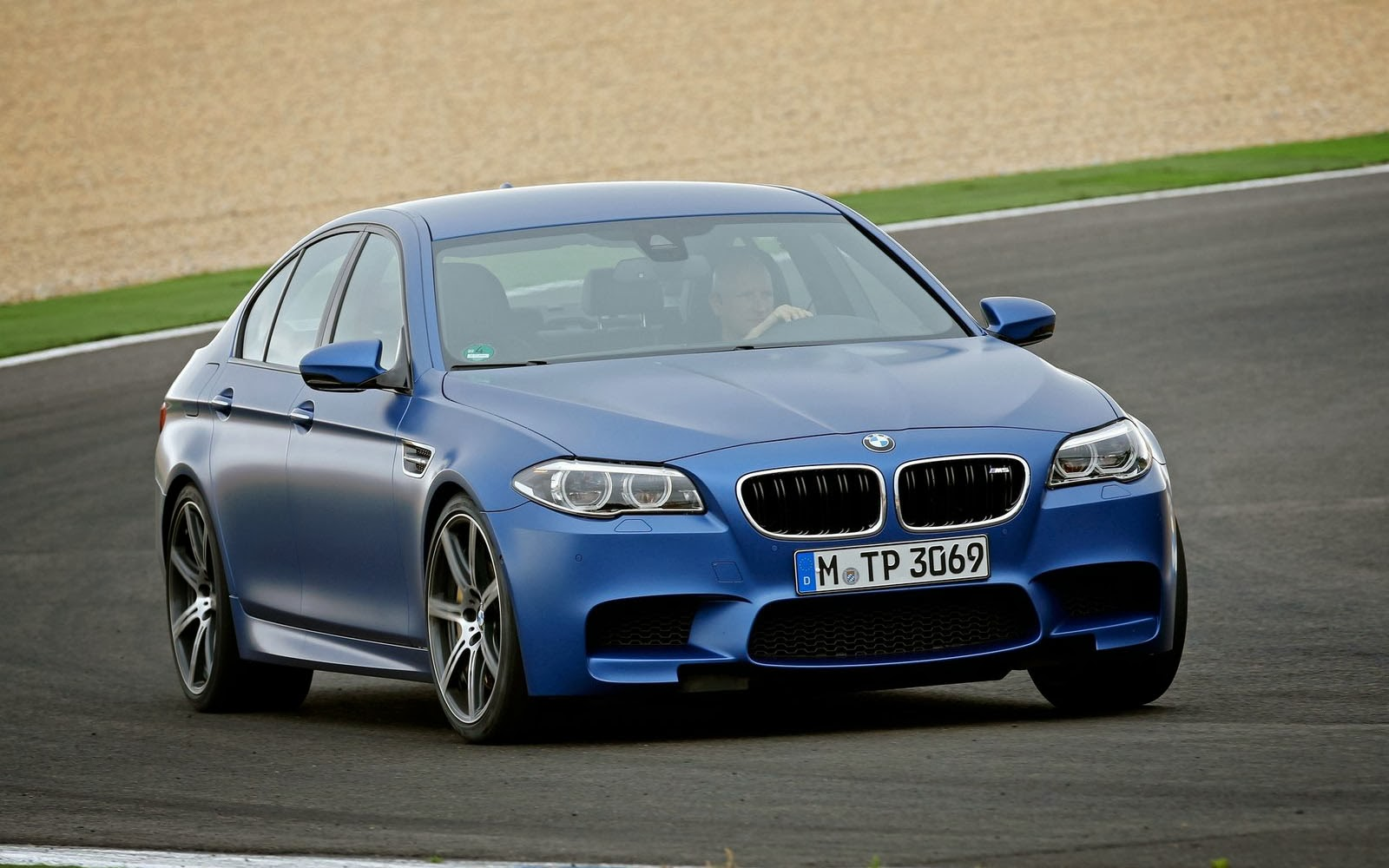 Bmw San Francisco >> wallpapers: BMW M5 2014 Wallpapers