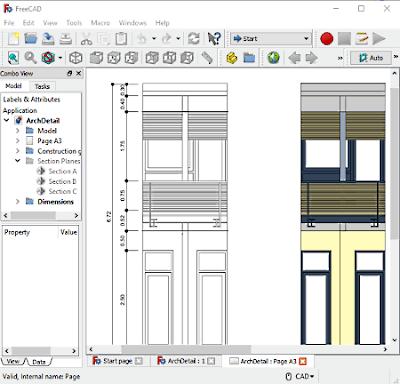 freecad_software desain arsitektur gratis terbaik untuk windows