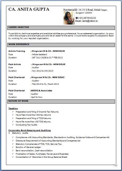 biodata format pdf