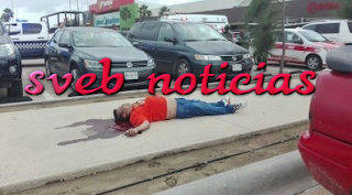 Este Domingo ejecutan a hombre en Plaza Sendero en Coatzacoalcos